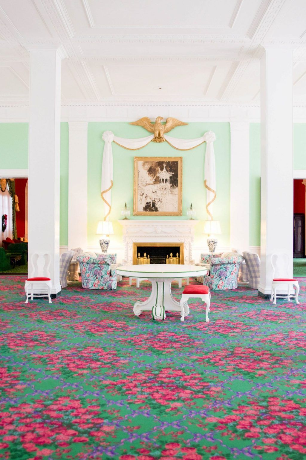 Our Stay at the Greenbrier: Wintertime at the Greenbrier Review