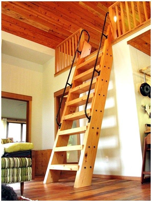 Guest Bedroom Loft With Ships Ladder I D Love To Once Again Be