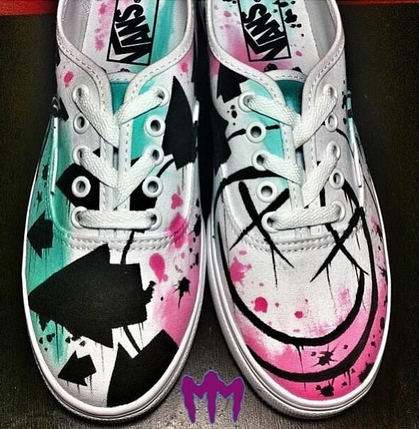 Custom shoes