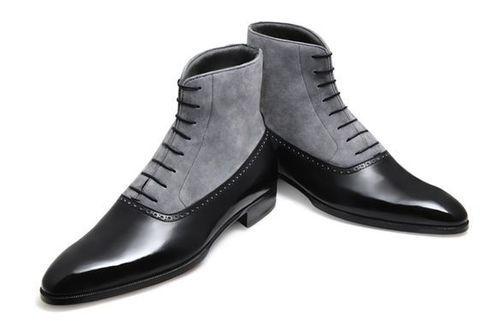 Upper+Genuine+leather+and+suede Lining+soft+calf+leather Sole+genuine+leather Heel+genuine+leather Lace+up+closure Manufacturing+time+7+to+10+days If+you+cant+find+you+size+message+us+for+any+custom+change+john.harry2345@gmail.com