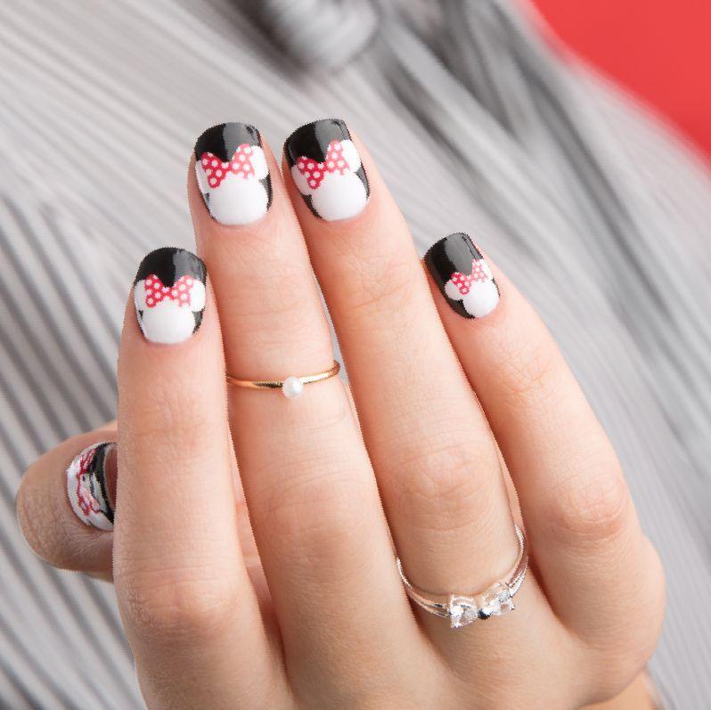 37+ Simple Disney Nail Designs | Disney nail designs ...