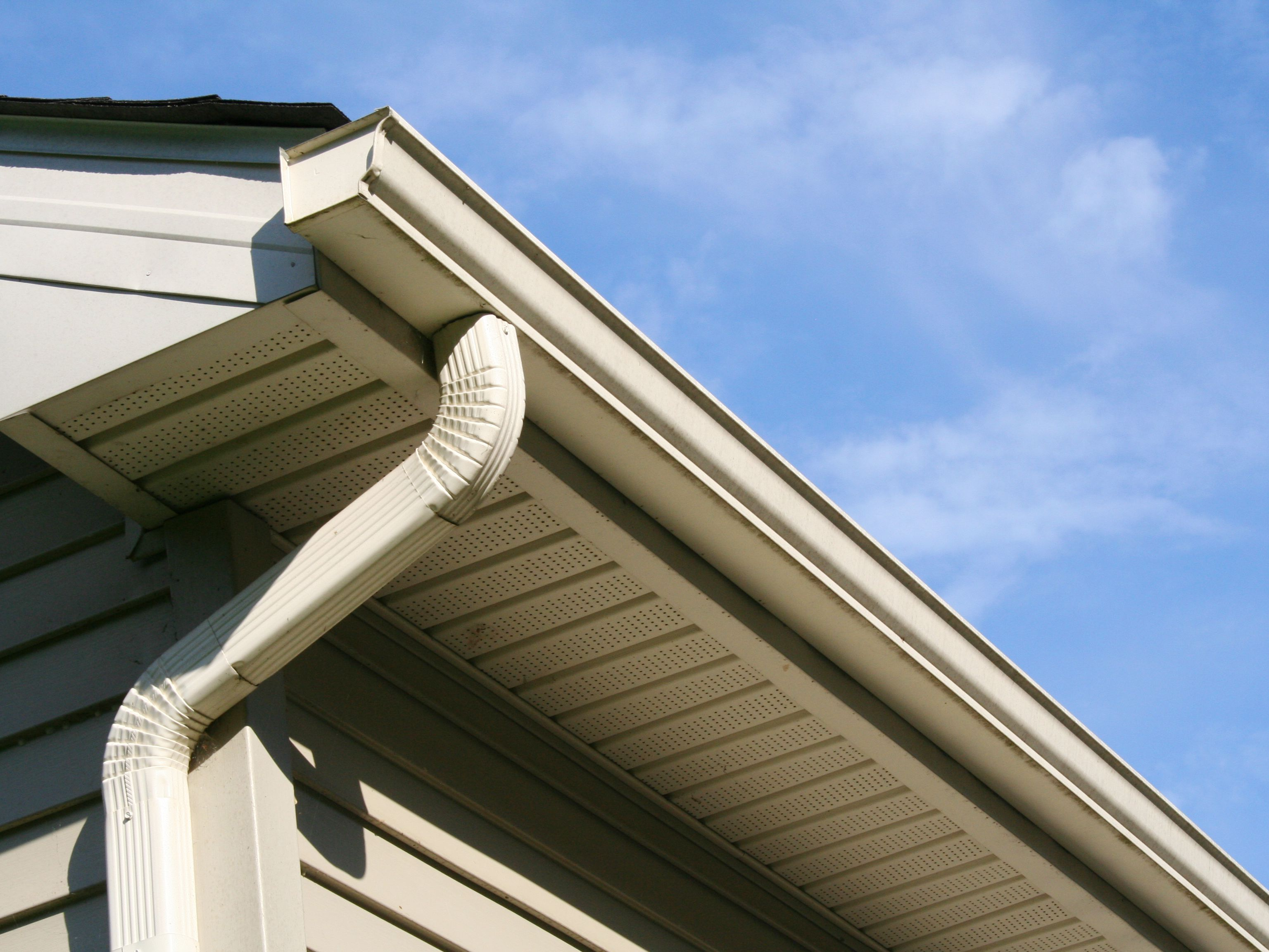 Know Your Home A Quick Look At Gutter Styles In 2020 How To Install Gutters Gutters Cleaning Gutters