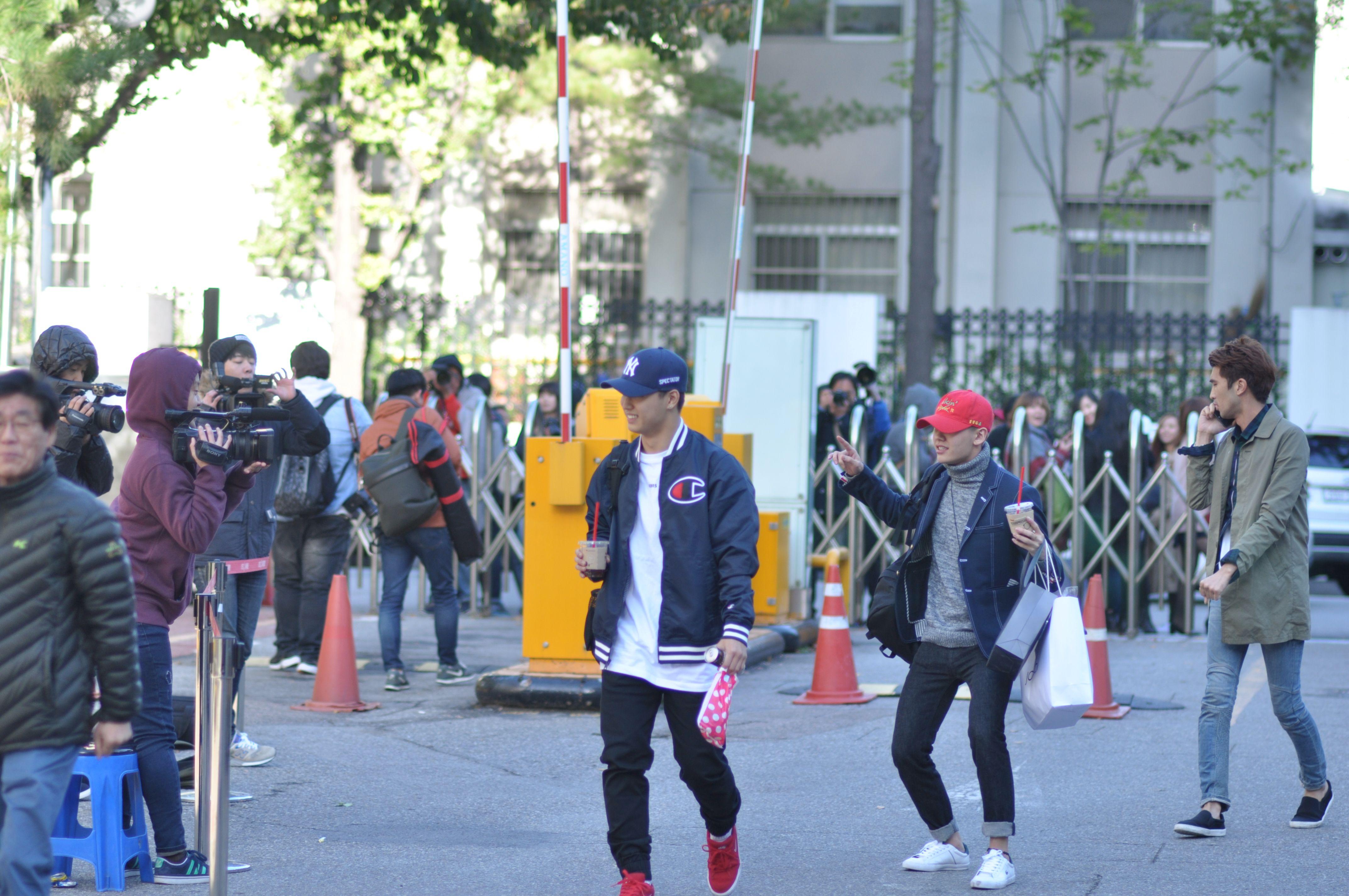 151030 BTOB arriving at Music Bank by KpopMap #musicbank, #kpopmap, #kpop, #btob, #kpopmap_btob, #kpopmap_1510230