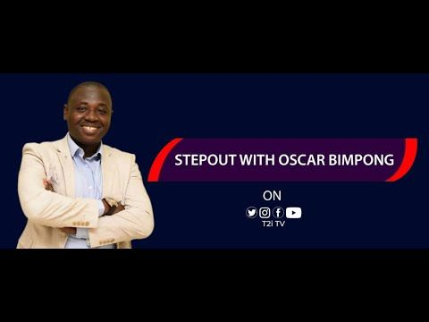STEPOUT With Oscar Bimpong Discussing Pathways to Maximising your Potent...