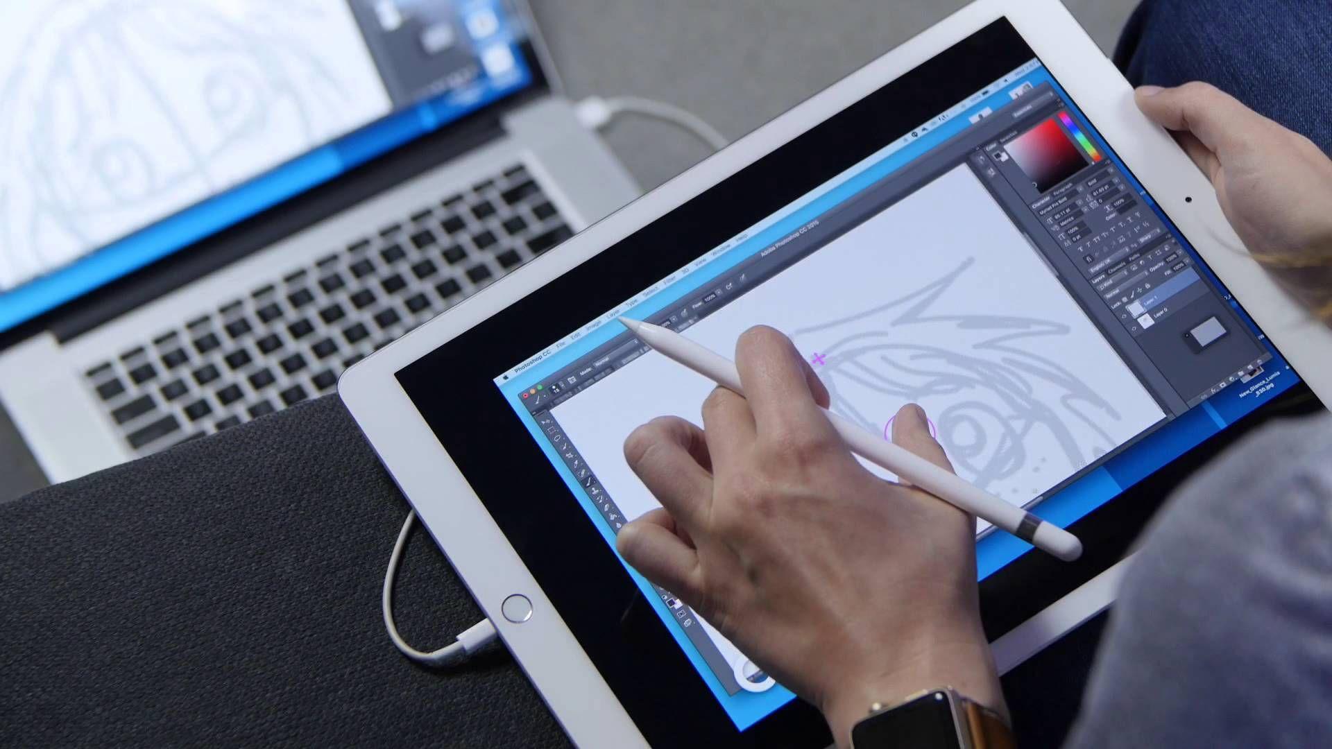 Can I Put Photoshop on My iPad? | It Still Works