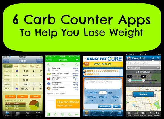 If you are counting carbs to lose weight like I do, a