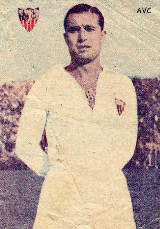 CAMPOS (Sevilla C.F. - 1949)