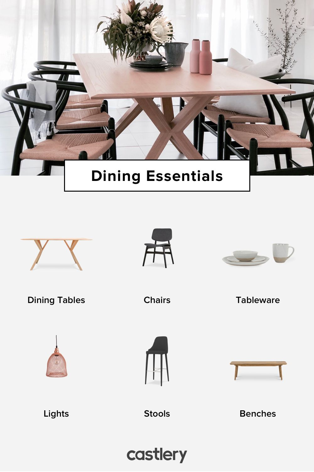 Discover The Dining Range From Castlery That Provides Everything