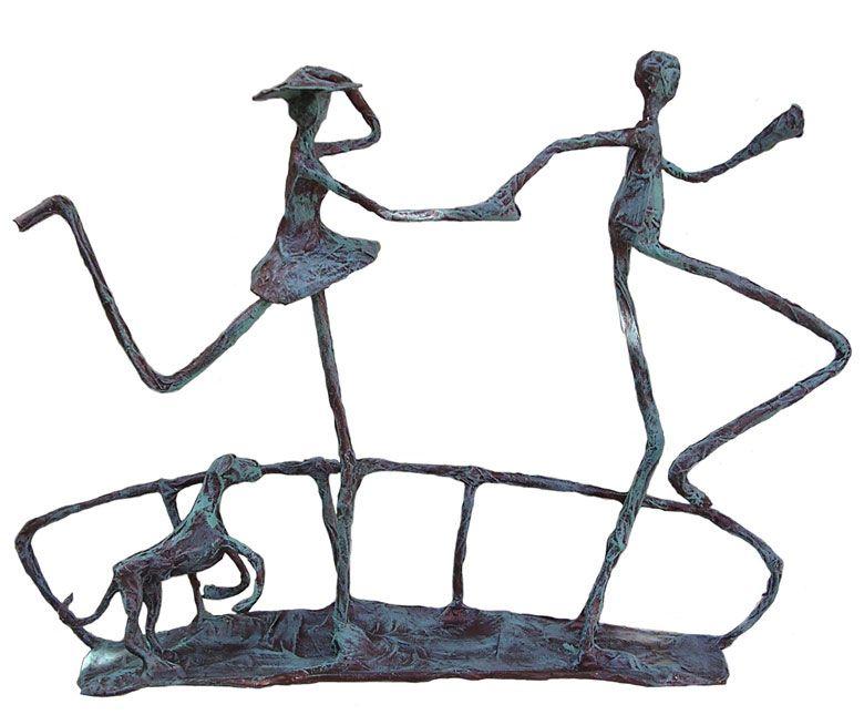 Figuren Aus Draht Selber Machen papier mache sculpture papier mache sculptures figuras de