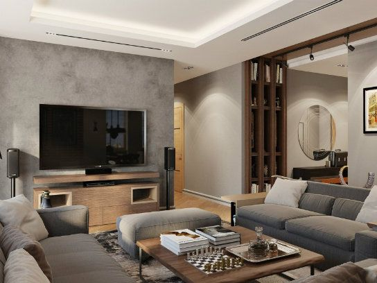 HOME DESIGN IDEAS FROM THE RUSSIAN RESIDENTIAL COMPLEX LUMIERE ...