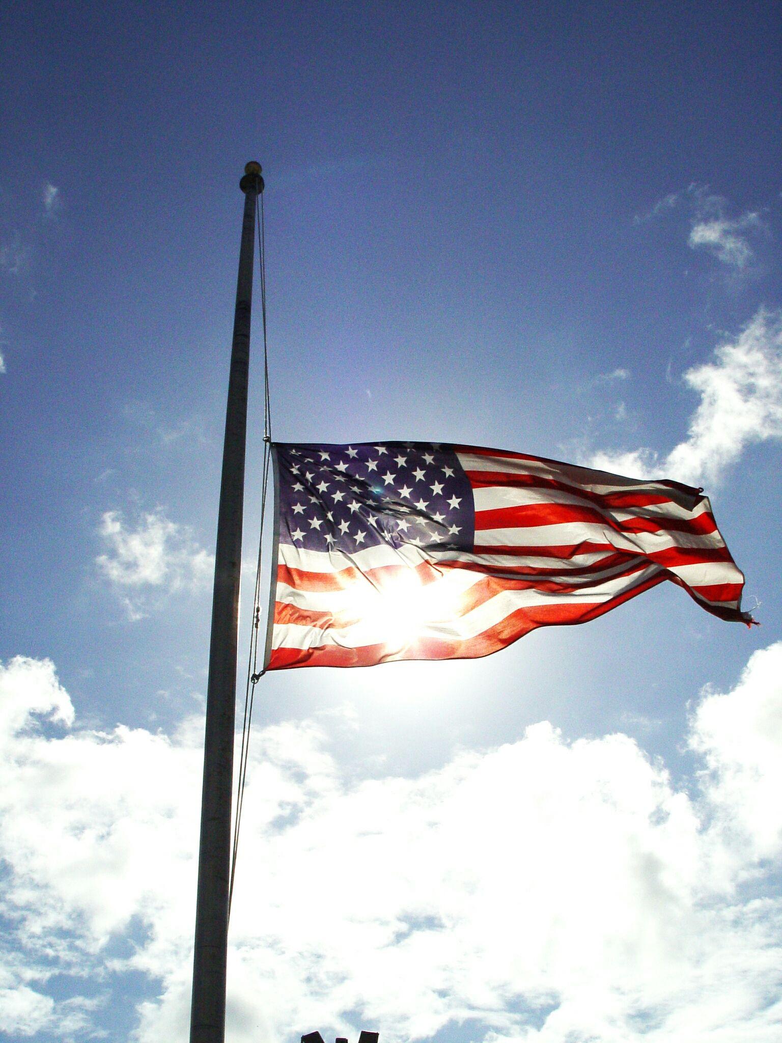 Enjoy Your Day American Flag Etiquette Flag Display American Flag