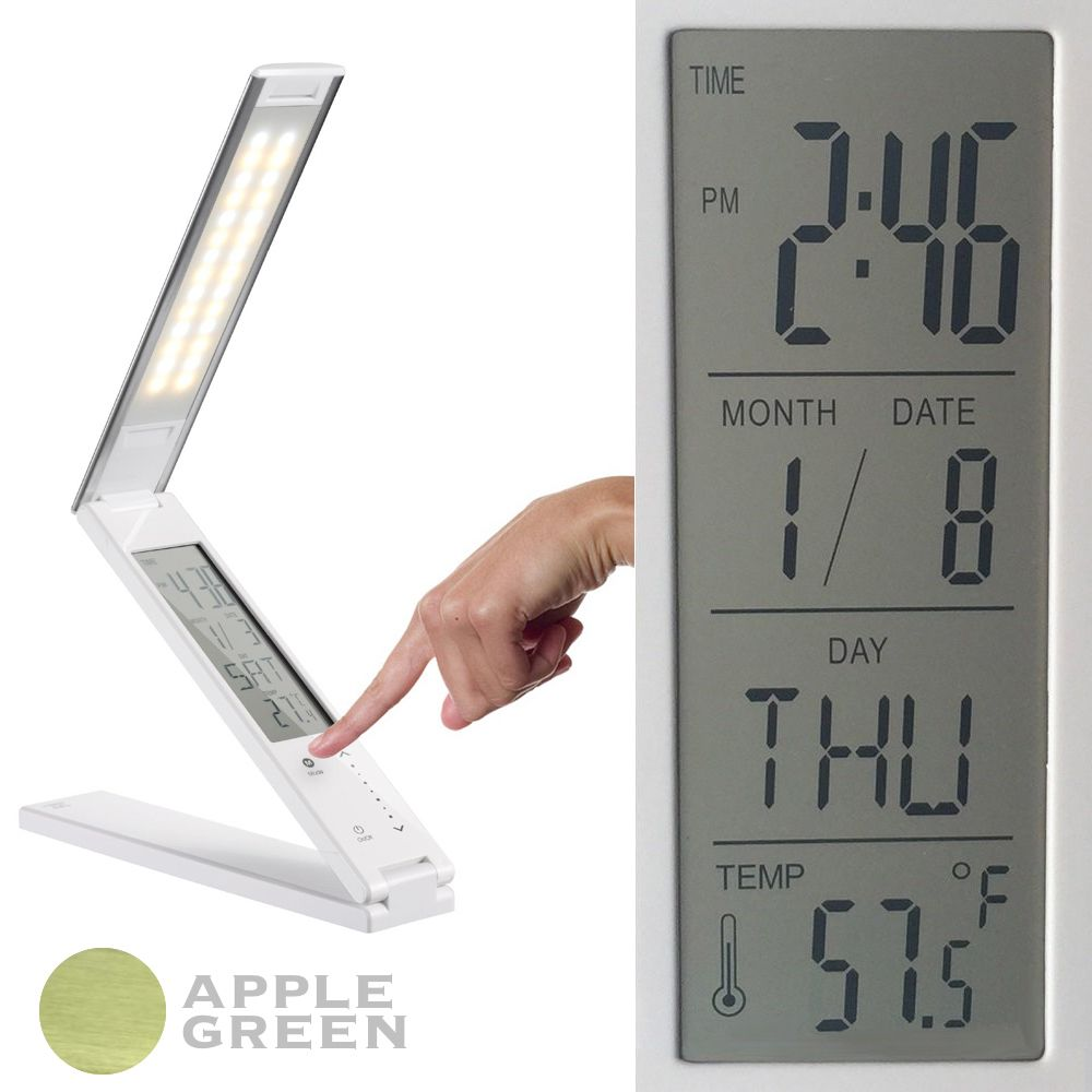 Cassela 808 LED Lamp - Apple Green