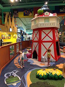 Indoor Kid Activities In Pittsburgh