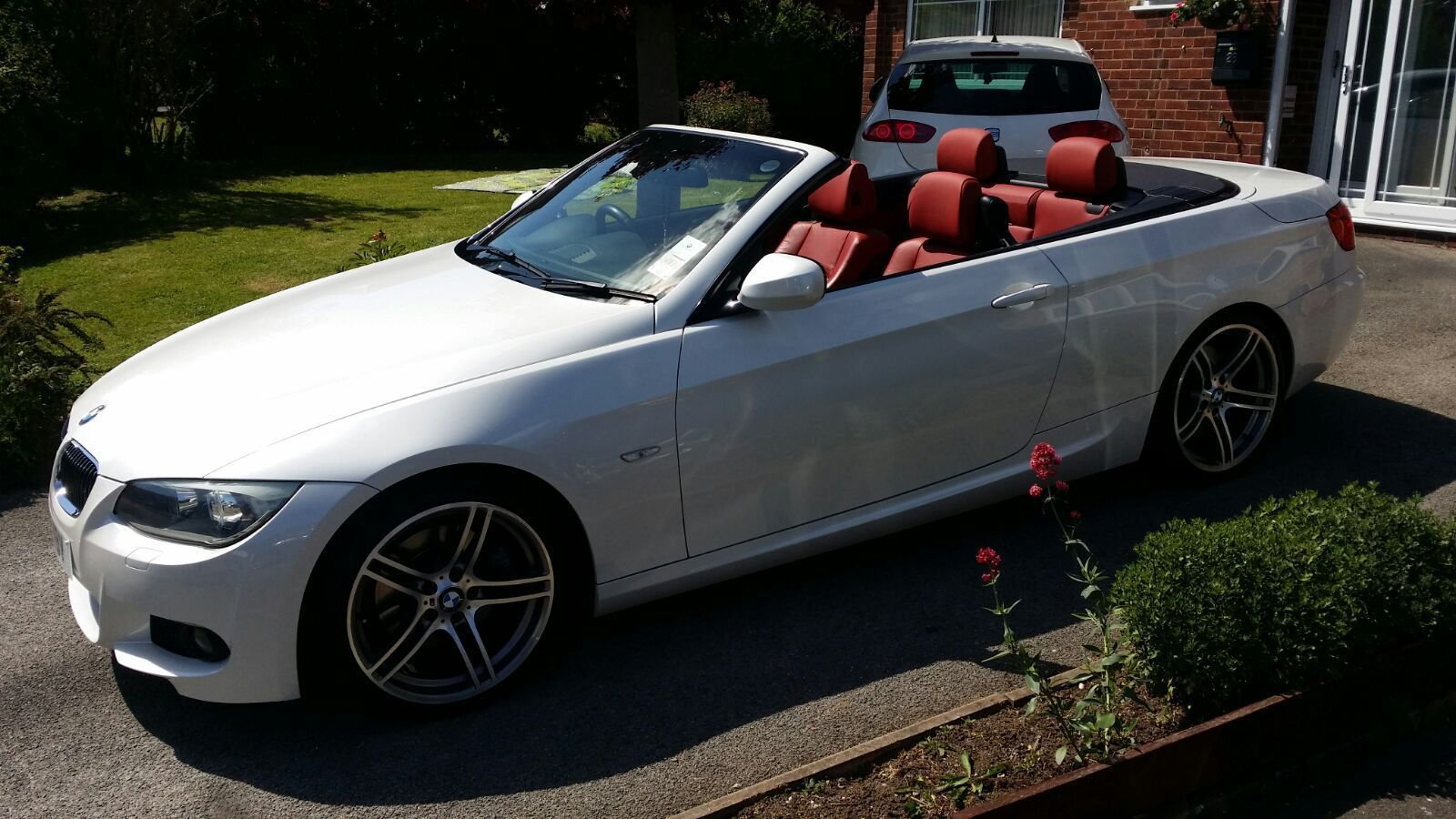 Bmw 3 Series 3 0 330d M Sport Convertible Convertible Bmw And Vehicle