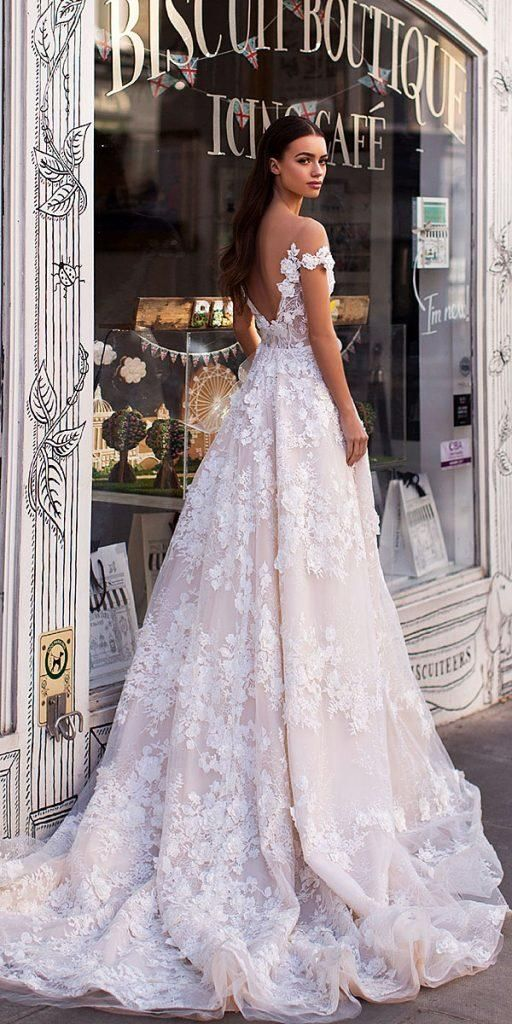 60 Dream Wedding Dresses To Adore In 2019 | Wedding Dresses Guide – Wedding