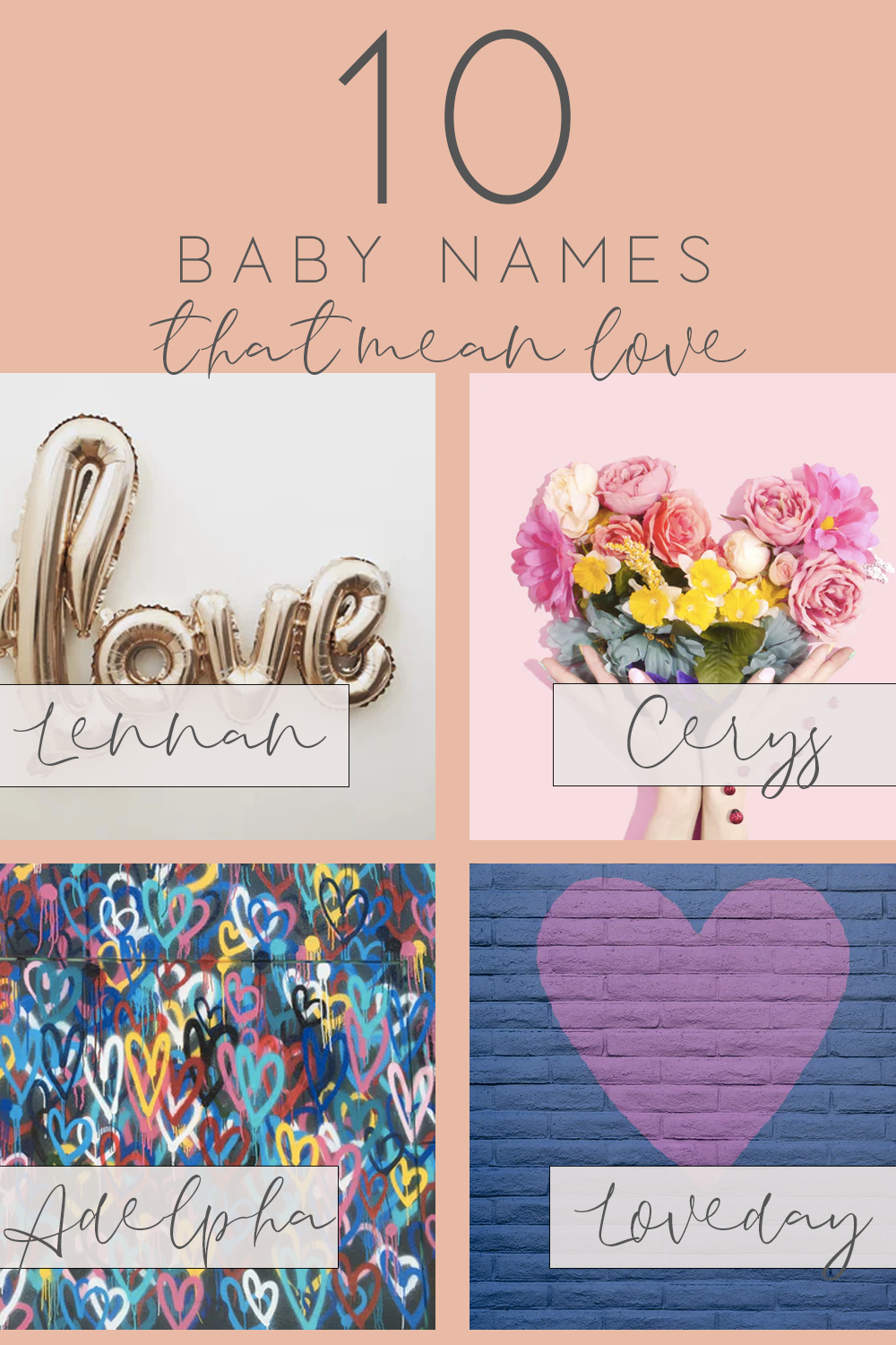 10 Names Meaning Love In 2020 Names With Meaning Baby Names And Meanings Rare Baby Names