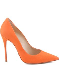 15cc3aceb SCARPIN STILETTO ORANGE PARADISE Schutz calçados Sapato Scarpin Preto,  Vestido Leve, Sapatos, Salto