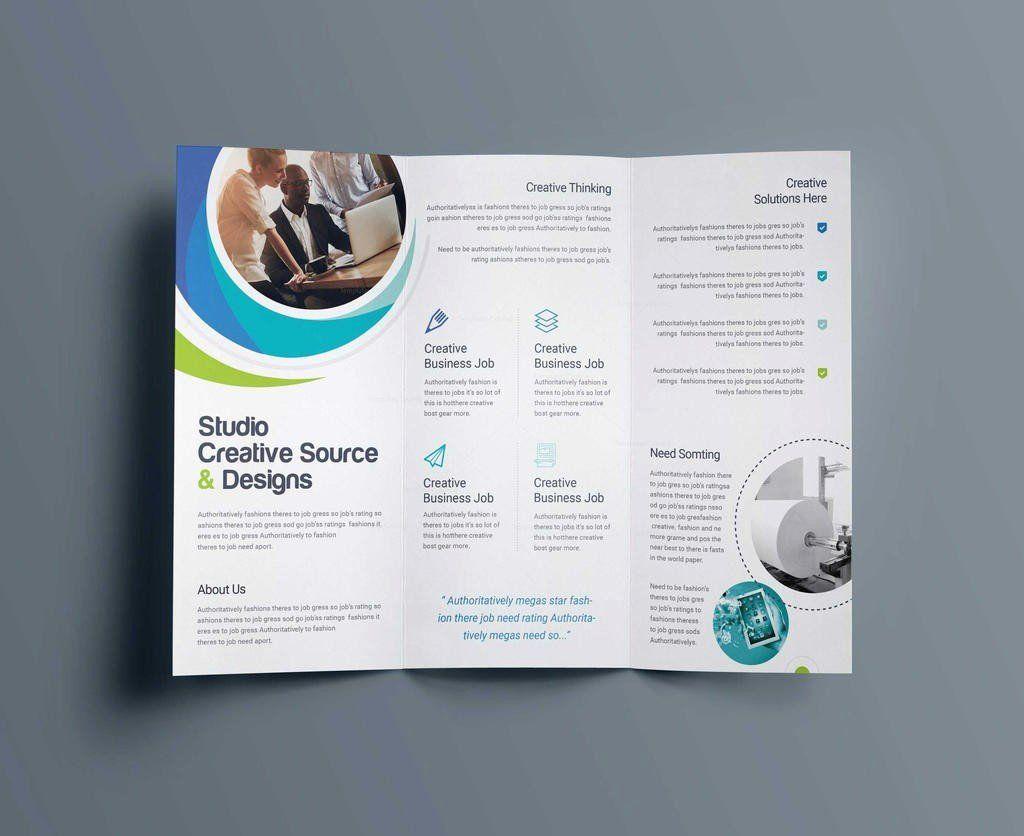 Microsoft Publisher Brochure Template Unique 010 Template