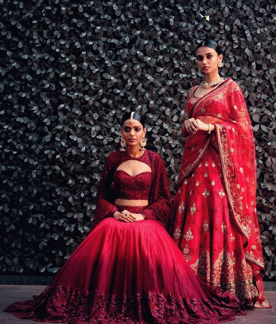 South asian wedding dresses  Lavish embroideries indian wedding wear  Indian fashion  Pinterest