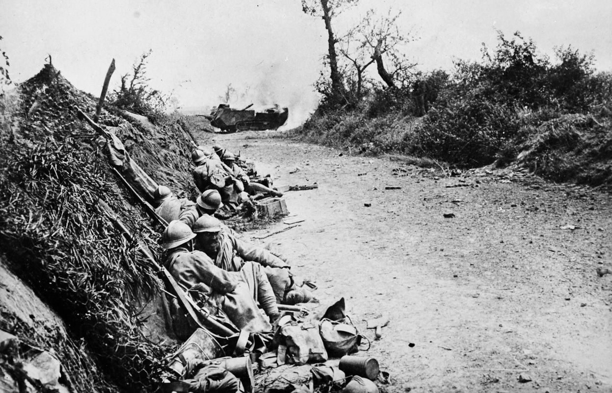 World War I In Photos Introduction