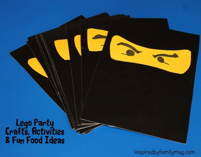 Lego Party: Ninjago Theme | Lego, Birthdays and Party time