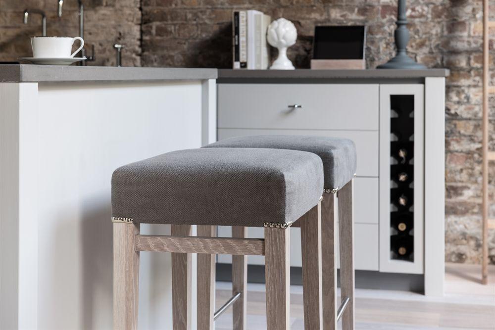 shoreditch backless bar stool  kitchen bar stools