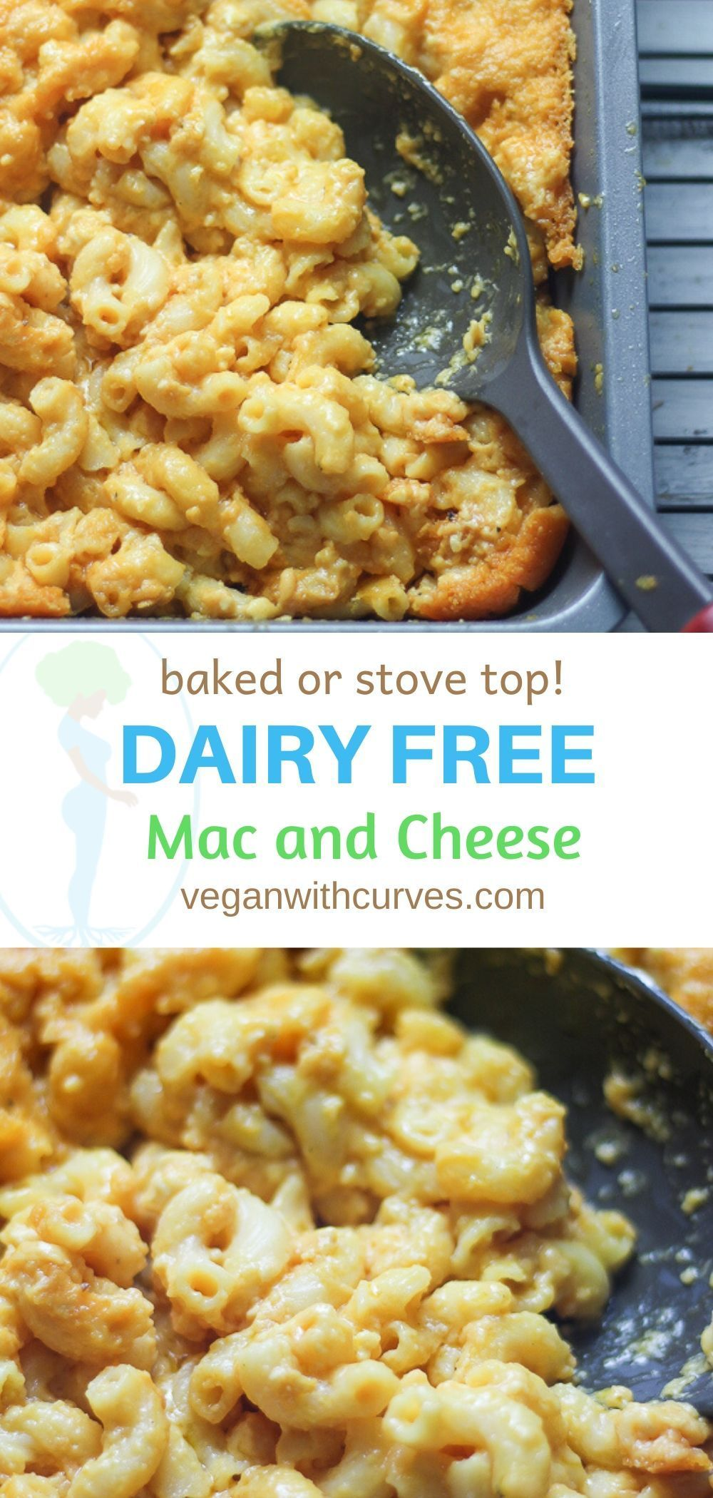 The Best Dairy Free Mac And Cheese Vegan Plus Gluten Free Recipe In 2020 Gluten Free Sides Dishes Vegan Side Dishes Dairy Free Mac And Cheese
