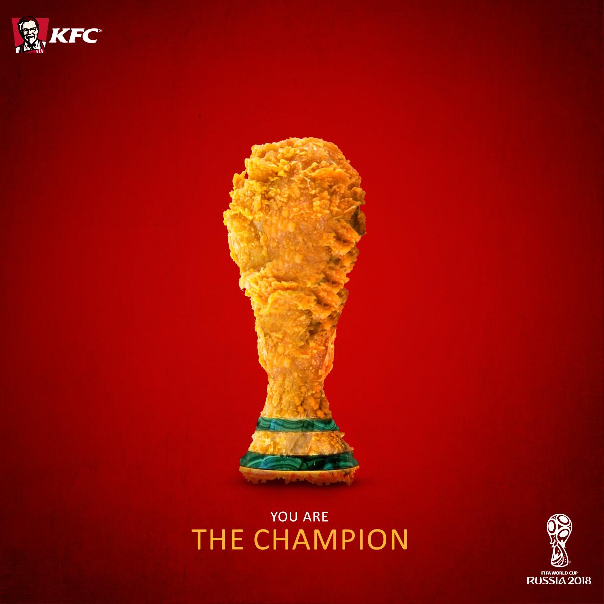 Social Media Creative Ideas For World Cup On Behance World Cup World Creative