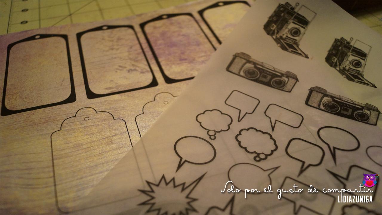 #scrapbook #tercias #photoalbum →http://youtu.be/PujJQ2locWA
