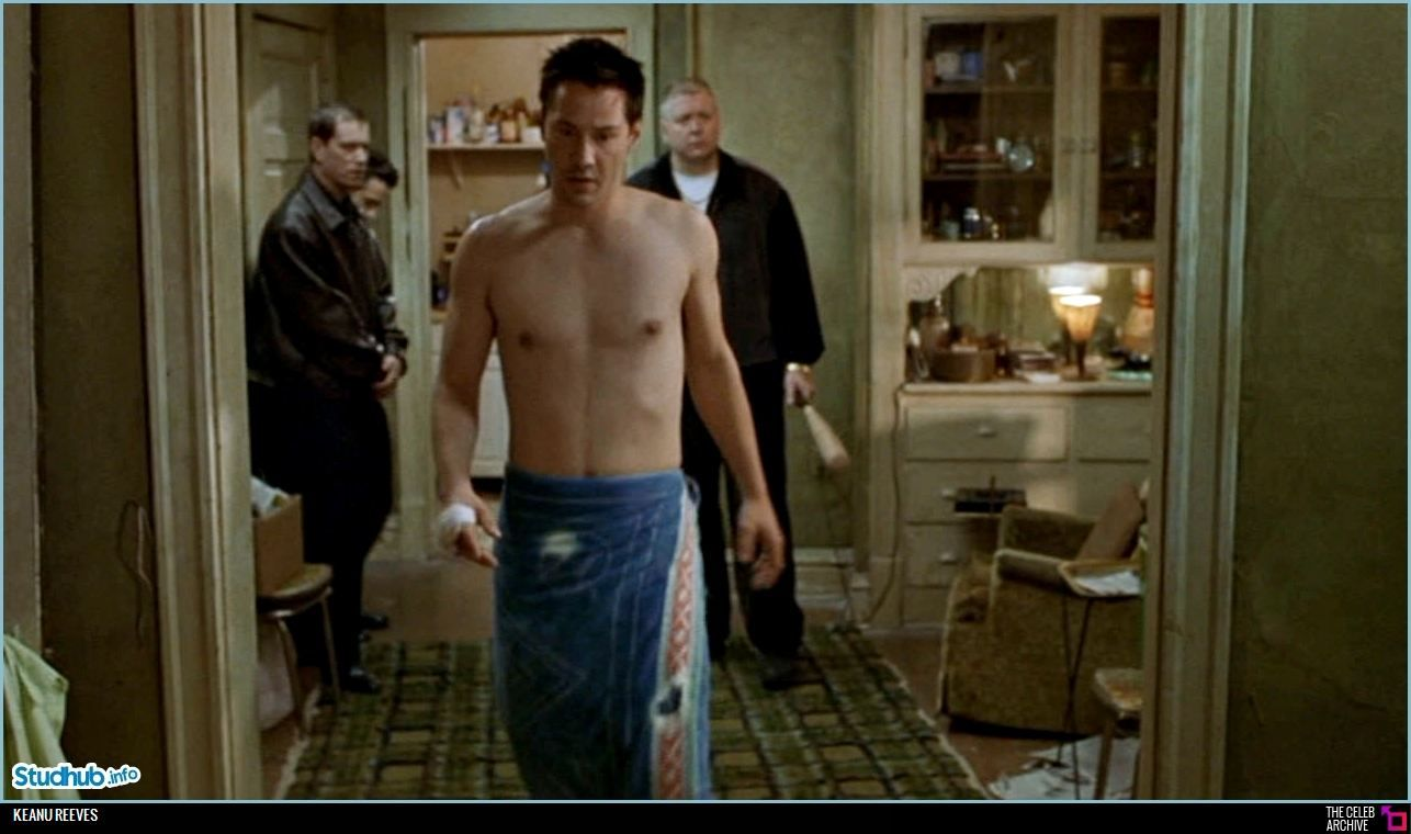 Ideal Keanu Reves Naked Pic