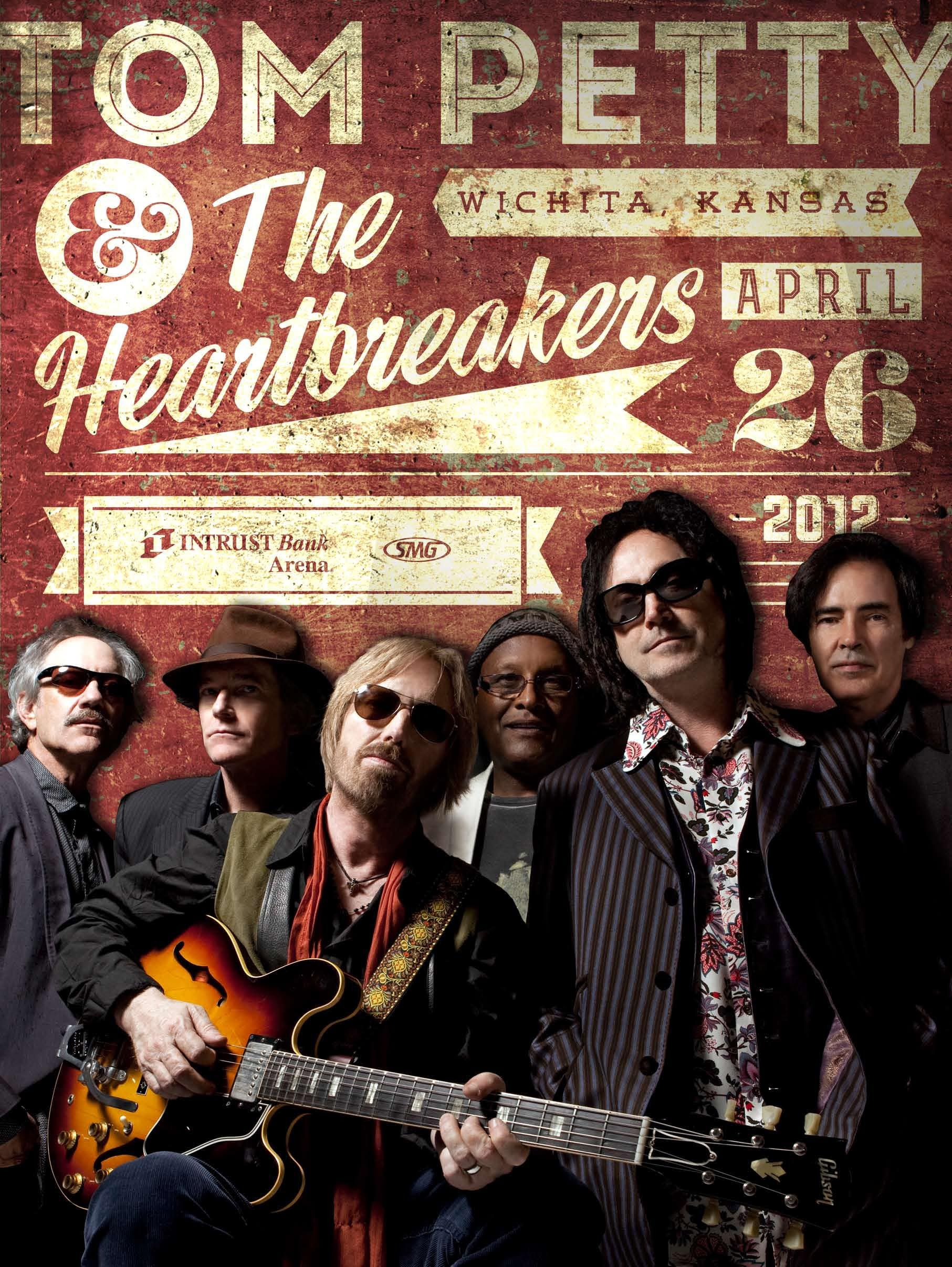 Tom Petty And The Heartbreakers April 26 2011 Tom Petty Tour