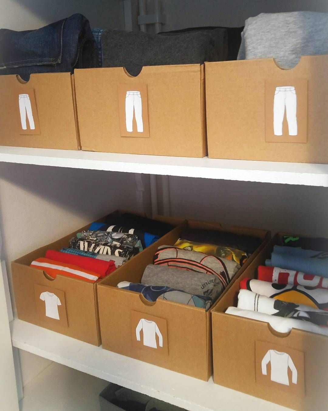 garde robe chambre enfant pinterest garde robe rangement et organisation. Black Bedroom Furniture Sets. Home Design Ideas
