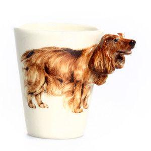 I liked this design on #Fab. Field Spaniel Mug | Field ...