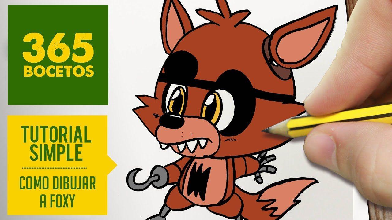 Dibujos Kawaii 365bocetos Fnaf Buscar Con Google Pikachu Character Fictional Characters