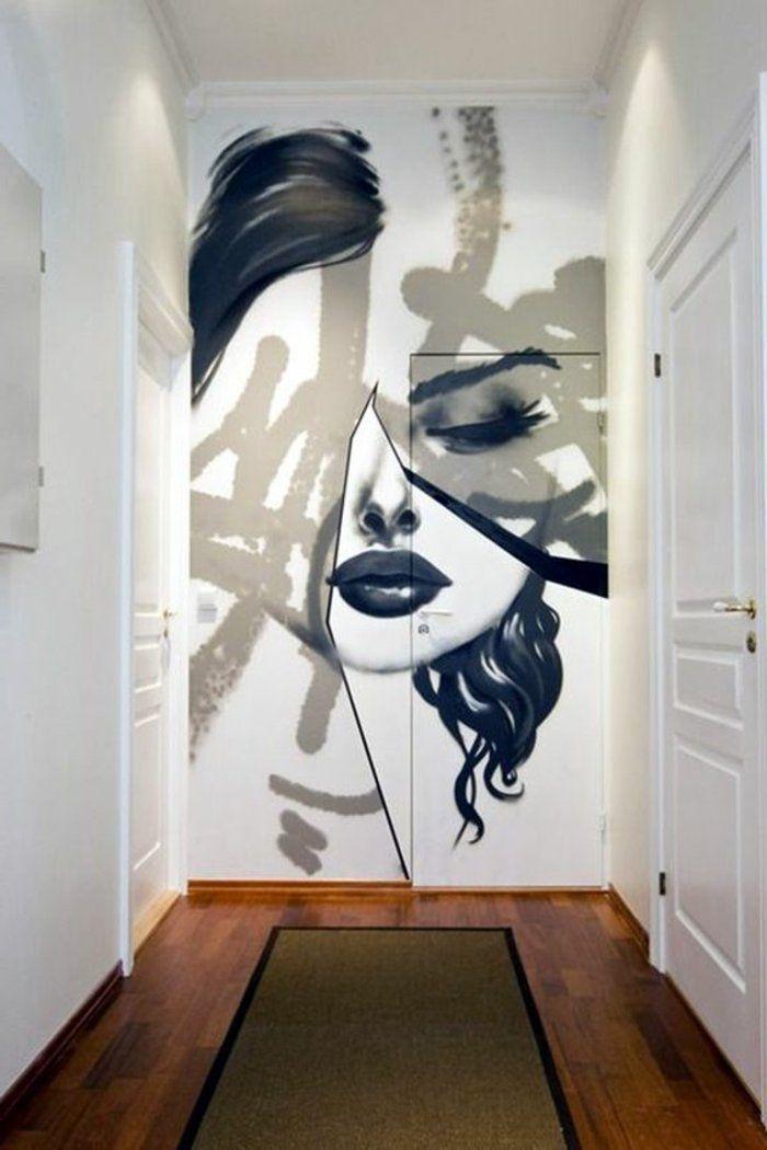 ▷ 1001+ idées pour votre peinture murale originale Pinterest