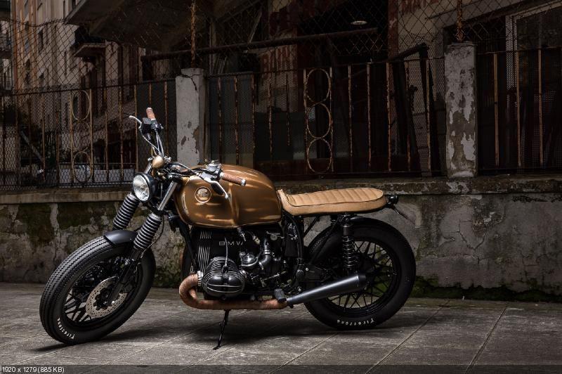 custom motorcycle bmw r65jerikan | cafe racer | pinterest
