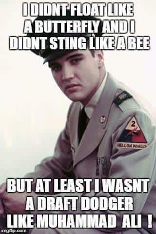 Elvis!! Forever the King!!