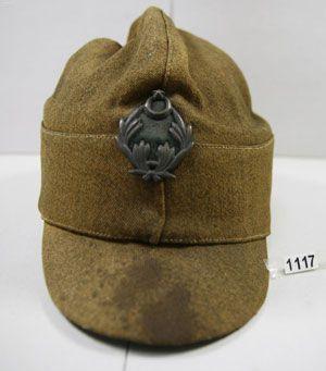 Model 1925 Turkish Army field cap