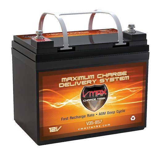 Top 10 Best 12v Deep Cycle Batteries In 2020 Reviews Deep Cycle Battery Trolling Motor Marine Batteries