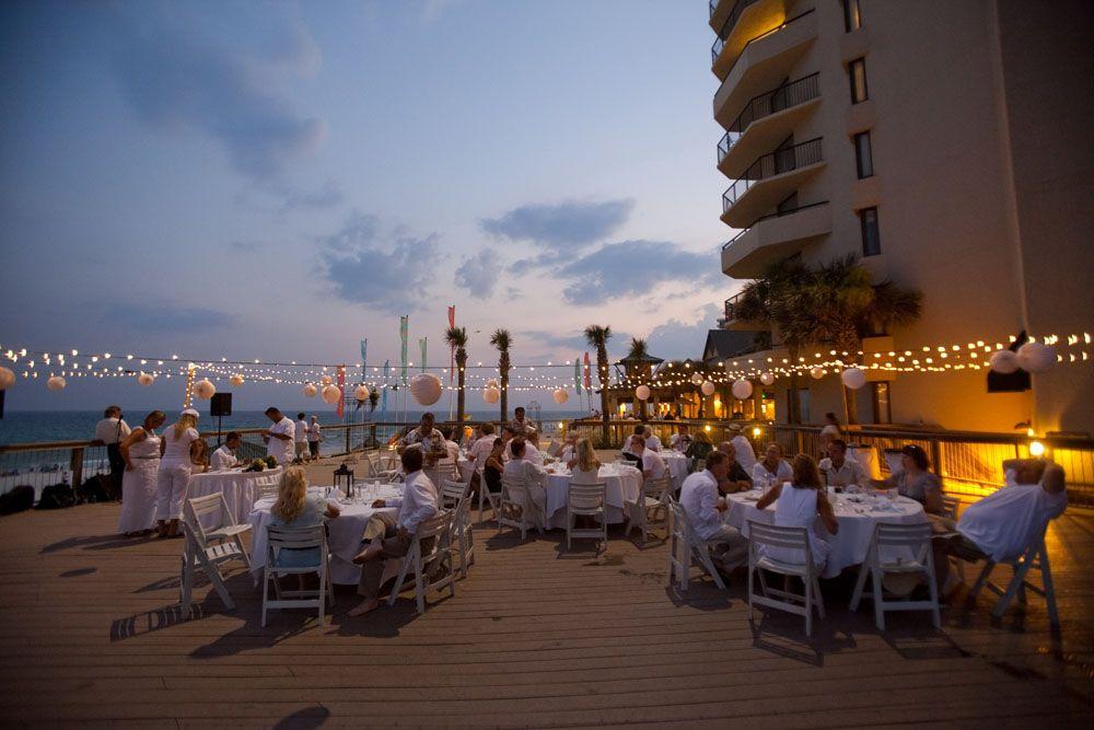 Hilton Sandestin Beach Resort Destin Fl Beach Wedding With Great Reception Venue Wedding Venues Beach Florida Wedding Venues Beach Beachfront Weddings