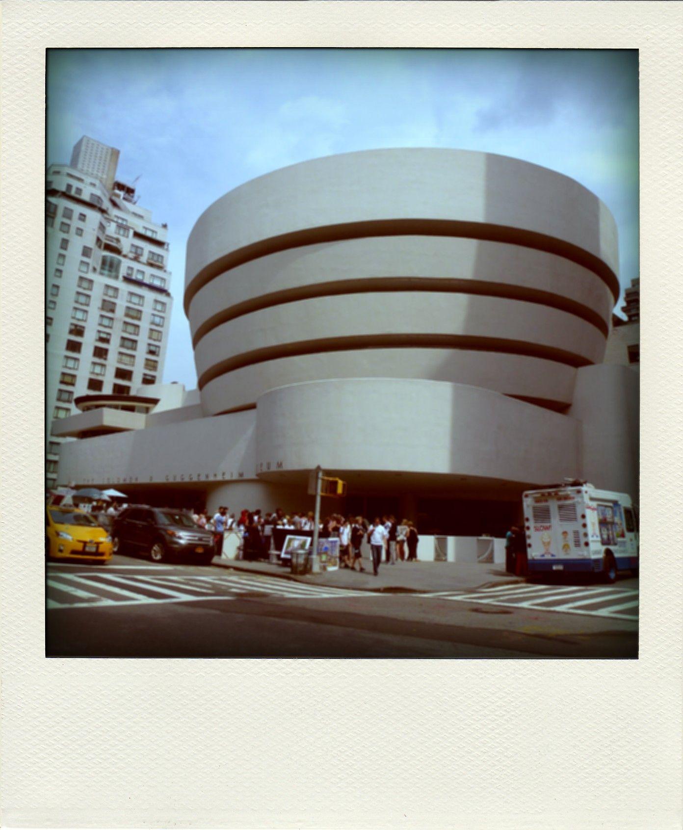 #Guggenheim Museum, NYC