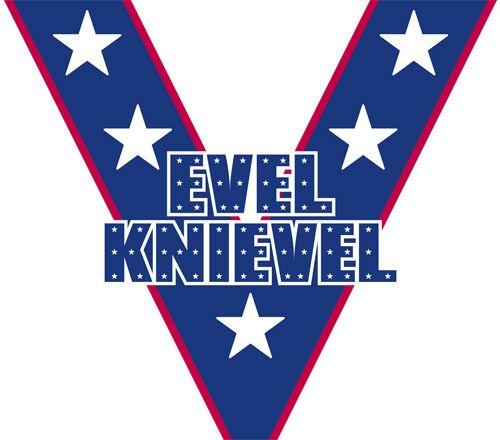 evel-knievel-logo-image.jpg 500×440 pixels | Logo images, Logos ...