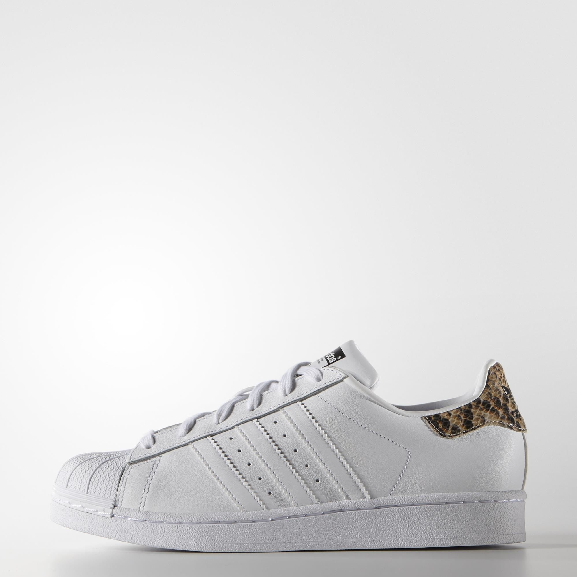 Adidas Superstar Crocodile Blanche