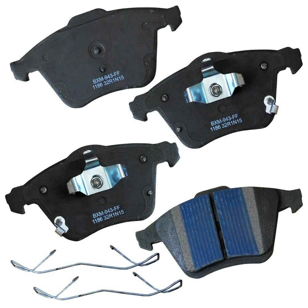 Stop By Bendix Disc Brake Pad Set 2004 Honda Accord 2 4l Sbm1186 The Home Depot In 2021 Brake Pads Honda Accord Mazda 6