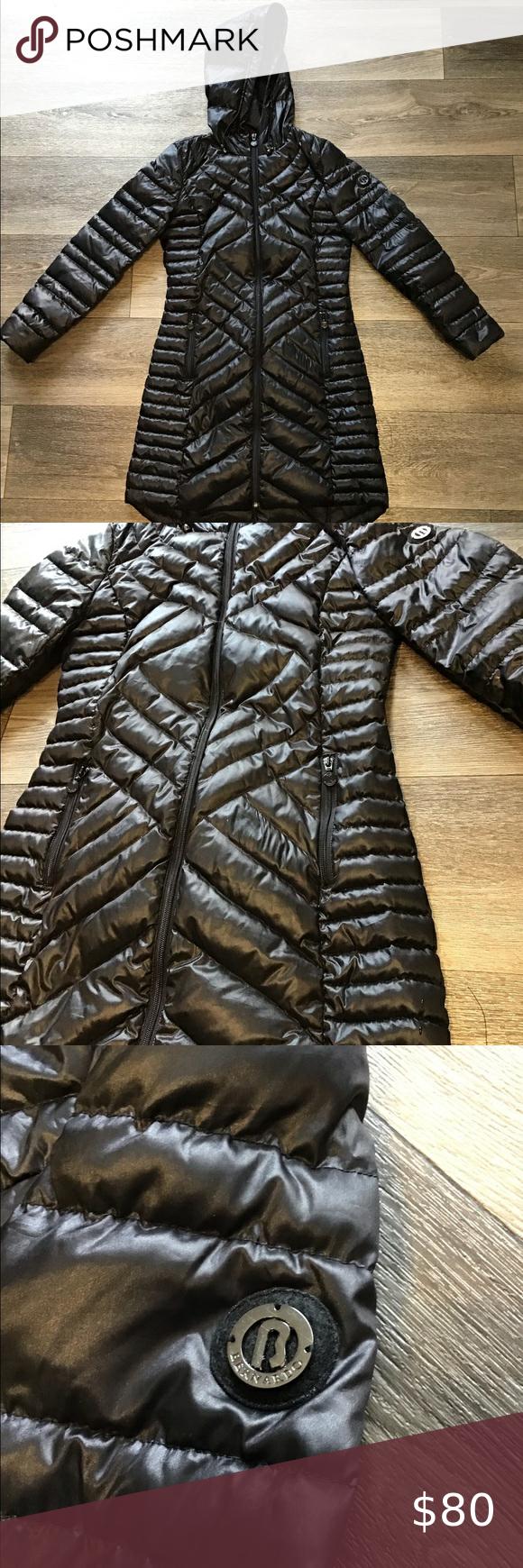 Women S B By Bernardo Jacket Long Puffer Coat Clothes Design Jackets [ 1740 x 580 Pixel ]