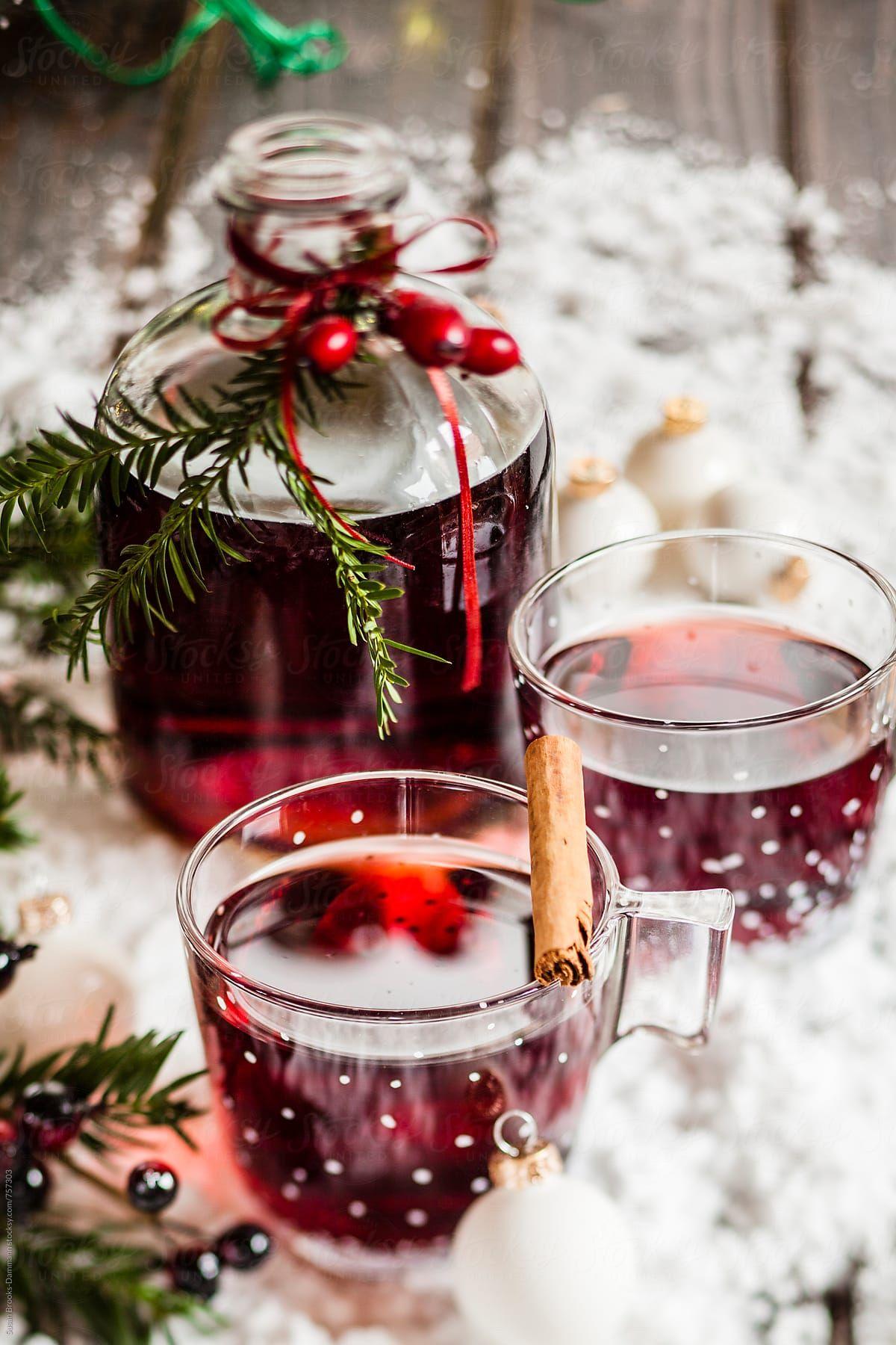Mulled Wine By Susan Brooks Dammann For Stocksy United S Izobrazheniyami Novyj God