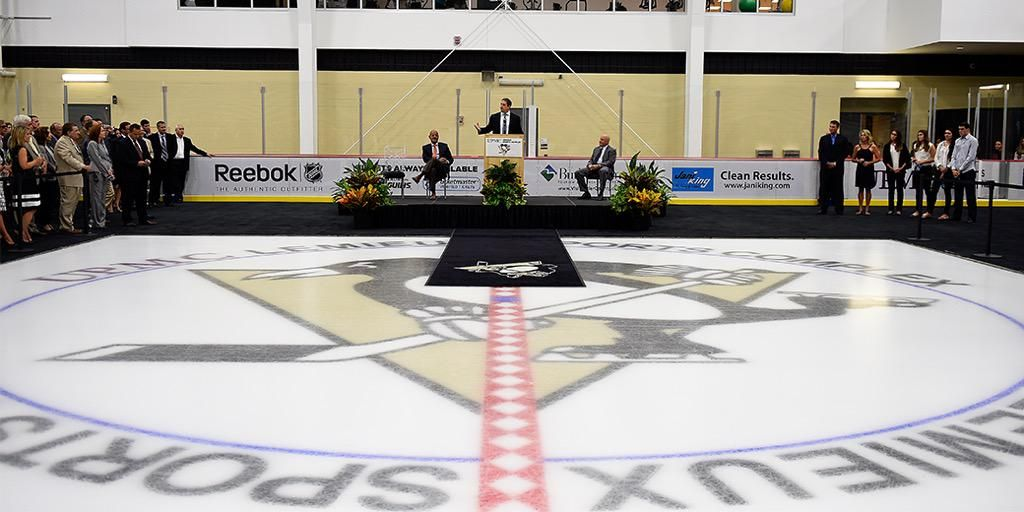 When you come see the UPMC Lemieux Sports Complex later this week, be sure to share your photos using #UPMC66!