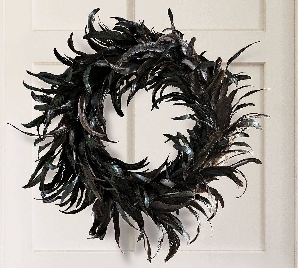 No tutorial, but I like the feathers in this wreath. Easy enough to do .  blackwreathpb.jpg 1,000×900 pixels