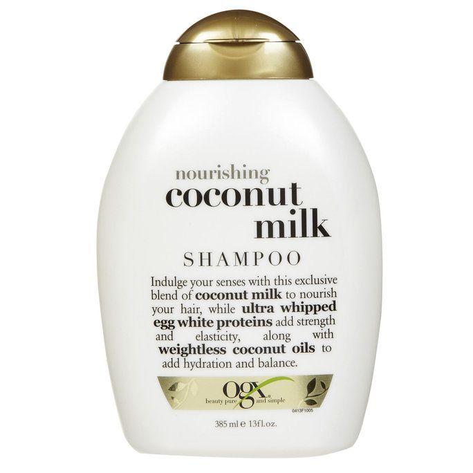 Organix Nourishing Coconut Milk Shampoo Gesunde Haare Shampoo Gesundheit