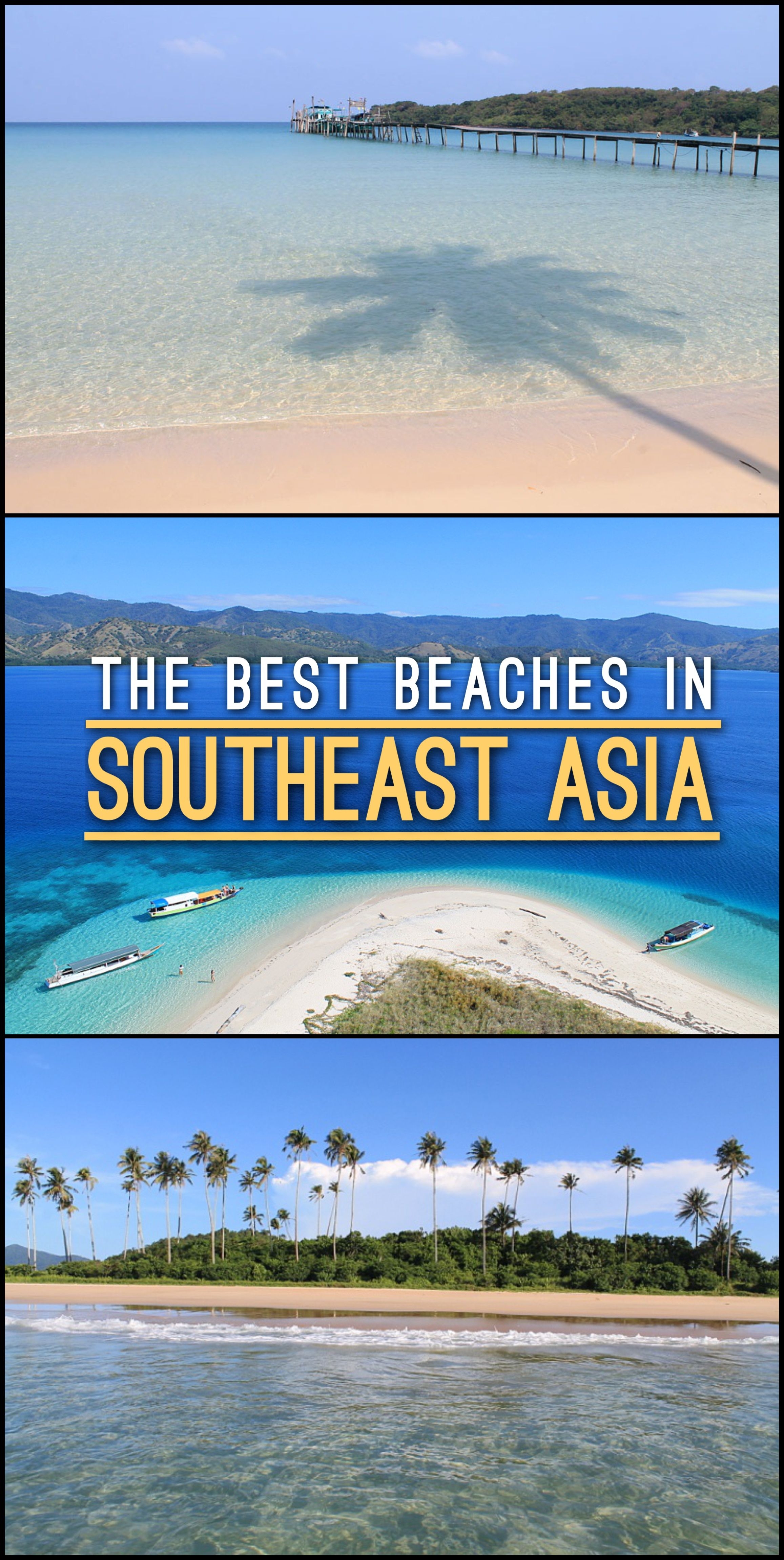 10 Of The Best Beaches In Southeast Asia Asia Travel